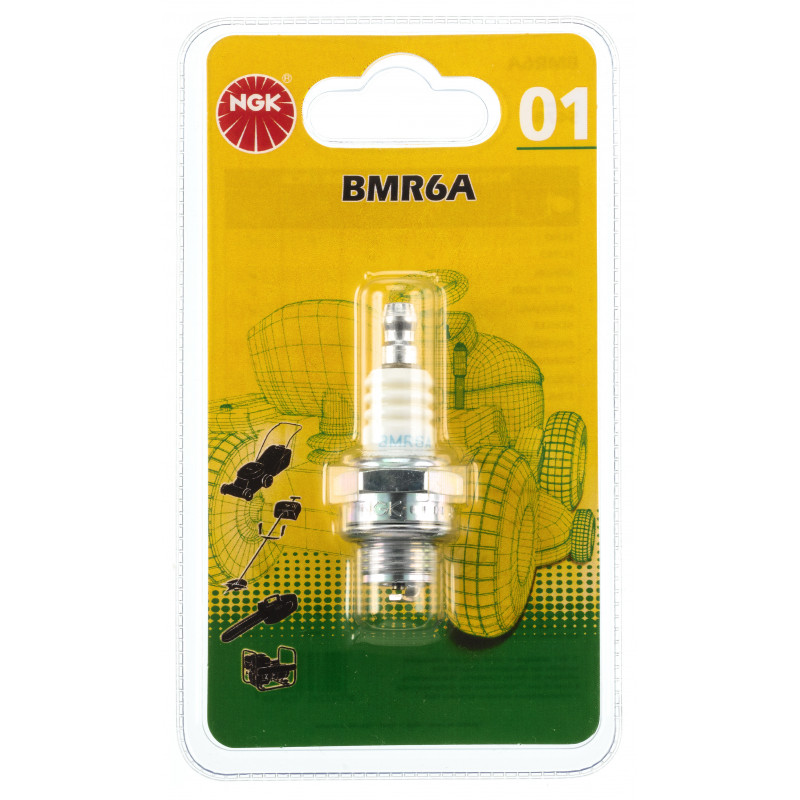 Bougie BMR6ABL BL1MTCNO1 BLISTER