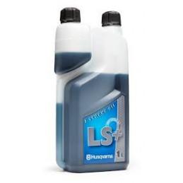 Huile 2 temps LS+ 1 litre HUSQVARNA