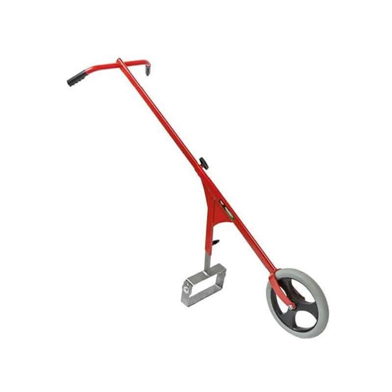 Grattoir à roue 25cm POLET