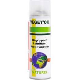 Dégrippant / Lubrifiant multi fonctions - 650 ml - Veget'Oil - EXTERNET