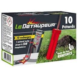 DETAUPEUR - Boite de recharge 10 pétards