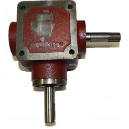 Boitier de renvoi d'angle pour tondeuse de coupe Gianni Ferrari 165SP, voir n° de série