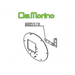 Contre couteau broyeur de végétaux Delmorino Scutum BIO557D