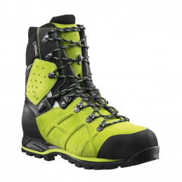 HAIX Chaussure CL2 T47 PROTECTOR ULTRA GREEN ANTICOUPURE 603108115