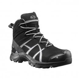 HAIX Chaussure T45,5 BLACK EAGLE SAFETY 40 TEXT NOIR/GRIS 610019105