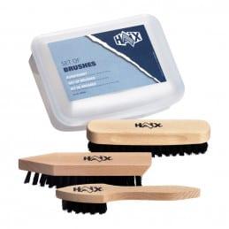 HAIX set de brosse 1 Box 900300