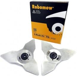 MTD KIT DE LAMES ROBOMOW CUB-CADET 1011-RS-3000, MRK6101AET, MRK6101A-ET