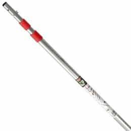 Perche aluminium 3 brins, 5m BAHCO