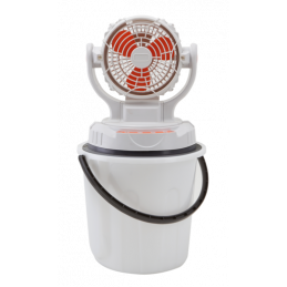 Ventilateur brumisateur à batterie 20 V – YARD FORCE YAFLBC28