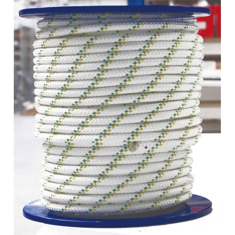 Corde DBP - 10 mm x 50 m PORTABLE WINCH