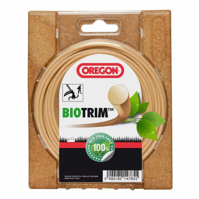 Fil biotrim nylon 2.0mm x 15m OREGON
