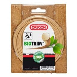Fil biotrim nylon 2.7mm x 12m OREGON