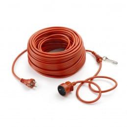 Rallonge électrique 50 m - 3 fils WOLF