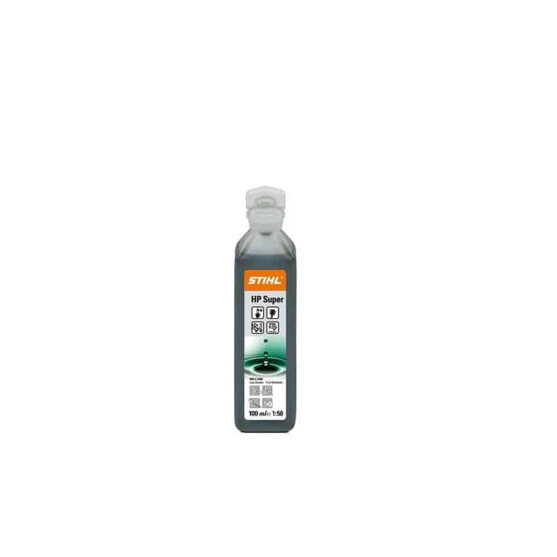 Dosette d'huile pour moteur 2 temps HP Super 100ml STIHL