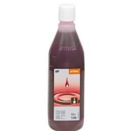 Flacon d'huile pour moteur 2 temps HP 1L avec gobelet doseur STIHL