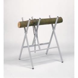 Chevalet de sciage métallique STIHL