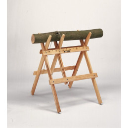 Chevalet de sciage en bois STIHL