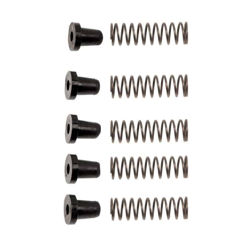 5 ressorts + butées épinettes R1071 BAHCO