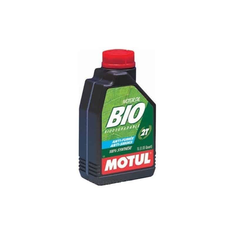 Huile moteur 2 temps 1L Bio 2T MOTUL