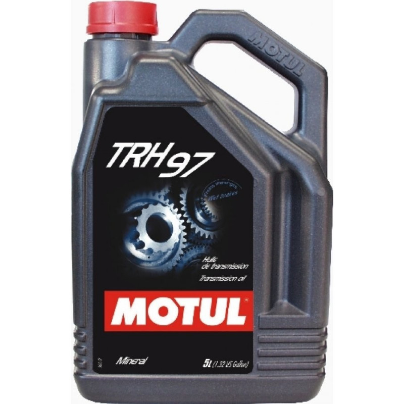 Huile hydraulique 5L TRH97 MOTUL