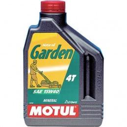 Huile moteur 4 temps 15W40 2L Garden 4T MOTUL