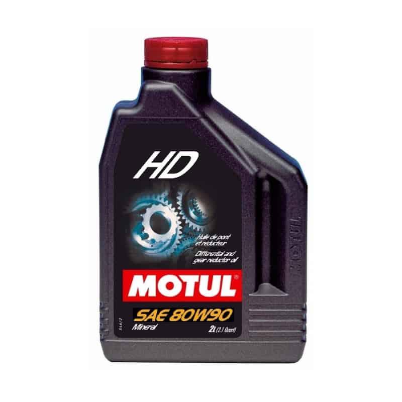 Huile de transmission 2L HD 80w90 MOTUL