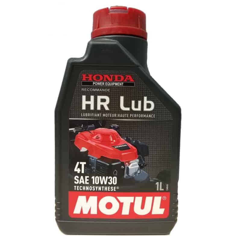 Huile moteur Honda 4 temps 1L HR Lub 4T MOTUL