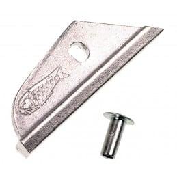 Enclume en aluminium sécateur P138-22 BAHCO