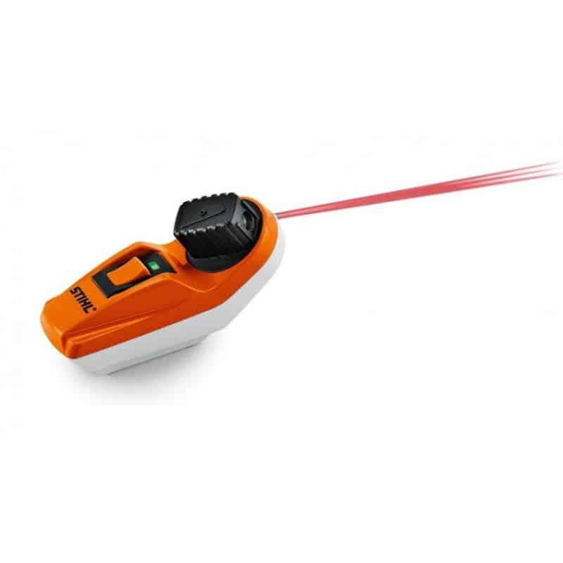 Laser 2 en 1 visée d'abattage et de billonnage STIHL