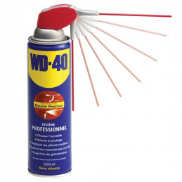 WD-40 Bombe double position