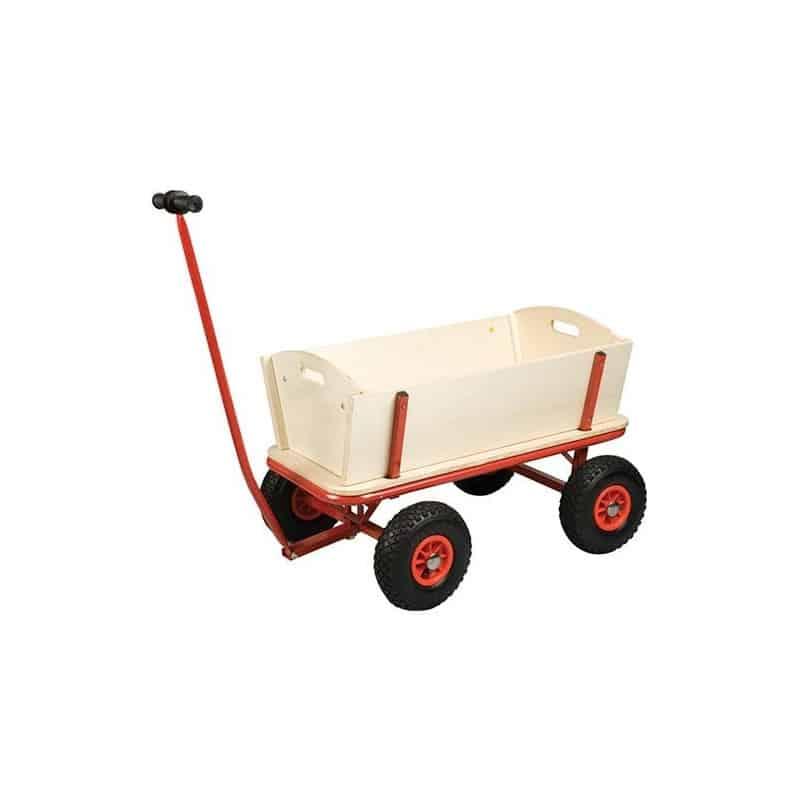 Chariot en bois pour enfant POLET