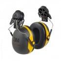 Attaches casque antibruit X2P3 PELTOR