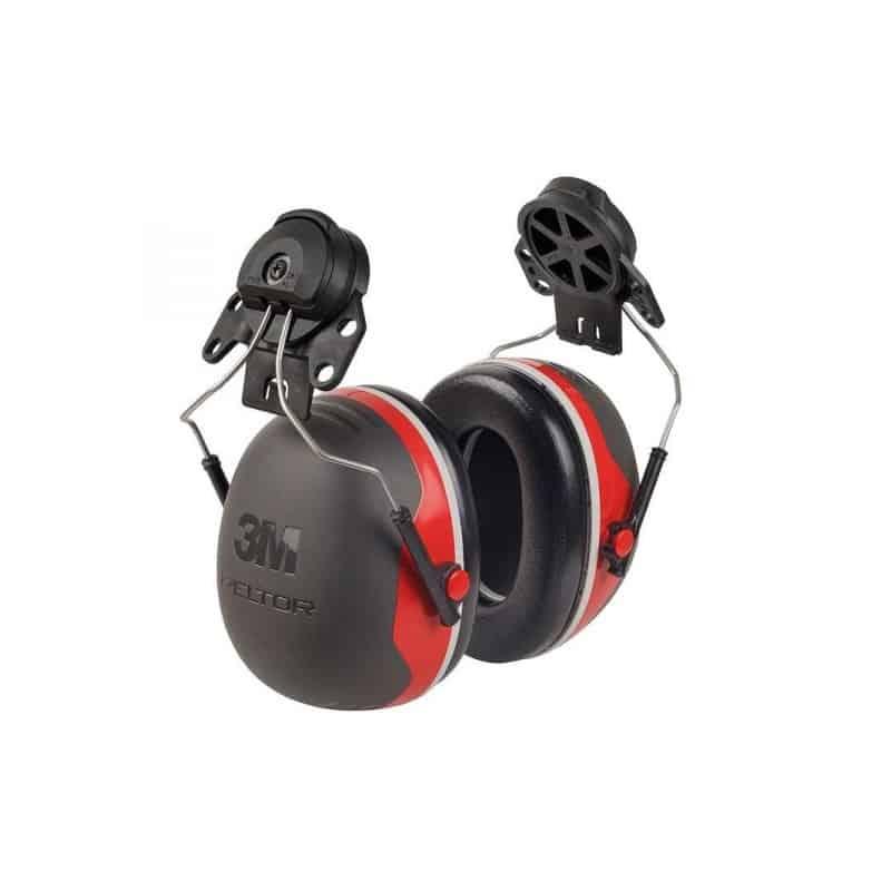 Attaches casque antibruit X3P3 PELTOR