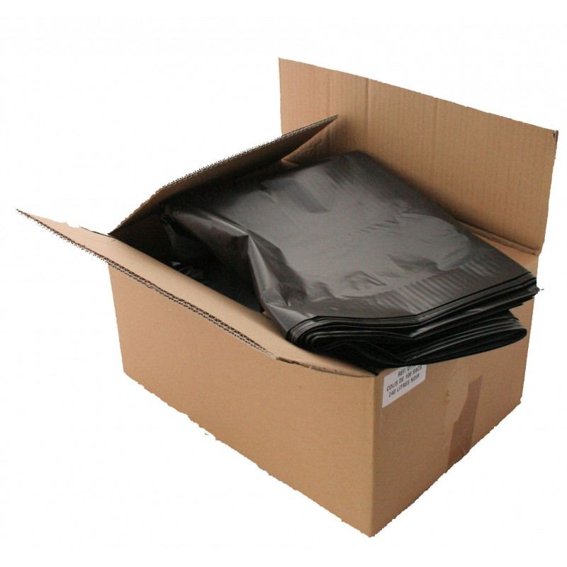 Carton 100 sacs conteneur 240L 126x135 60 microns