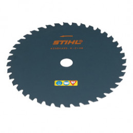 Couteau à herbe 40 dents anti-projections 4001-713-3806 STIHL