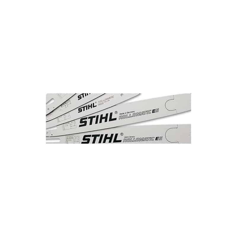 """Guide chaine ROLLOMATIC 40CM/16 1.6MM/0.063 3/8"""" STIHL"""